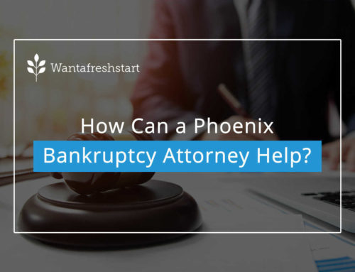 How Can a Phoenix Bankruptcy Attorney Help?